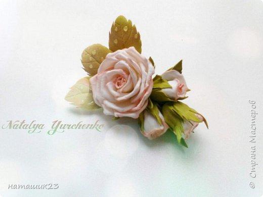 Роза из фоамирана МК+ бонус фото 43