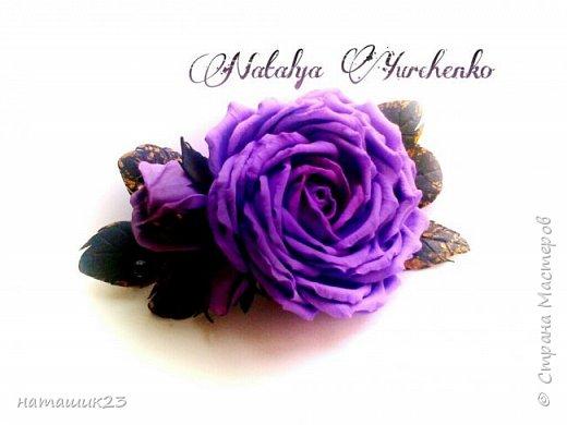 Роза из фоамирана МК+ бонус фото 48