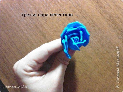 Роза из фоамирана МК+ бонус фото 27
