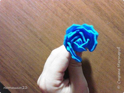 Роза из фоамирана МК+ бонус фото 28