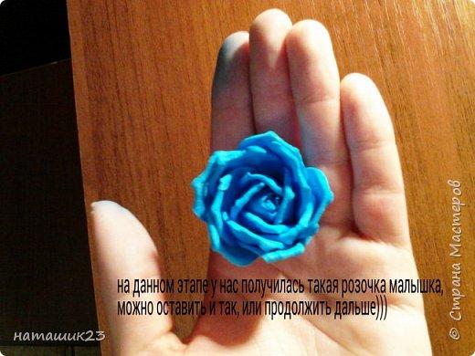Роза из фоамирана МК+ бонус фото 30