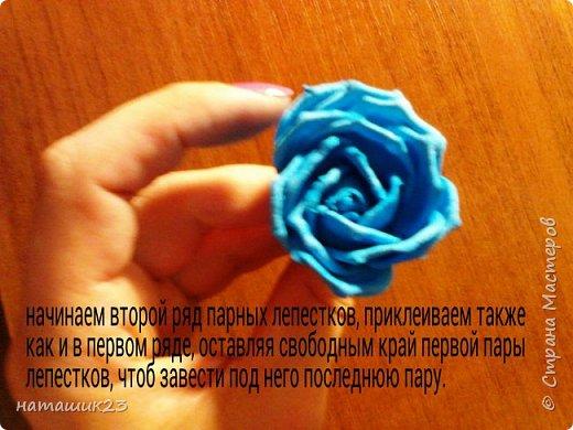Роза из фоамирана МК+ бонус фото 31