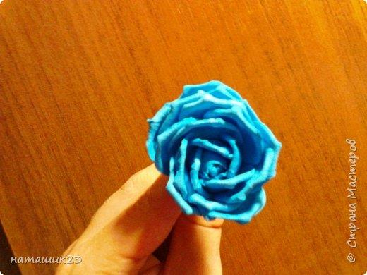 Роза из фоамирана МК+ бонус фото 32
