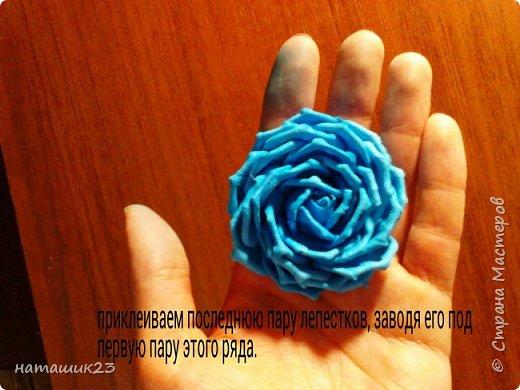 Роза из фоамирана МК+ бонус фото 34