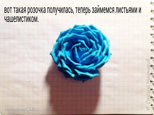Роза из фоамирана МК+ бонус фото 35