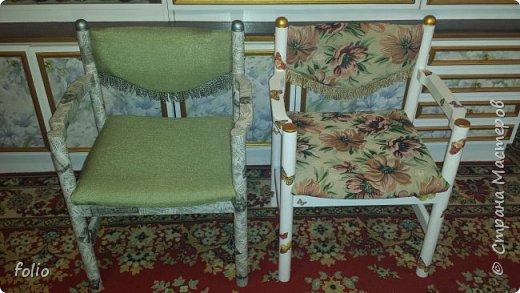 Друзьям обещала привести в порядок стул. В прошлом году занималась подобной работой.  А начиналось все вот так: фото 21