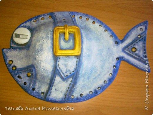 Рыба Деним (повторюшка) фото 3