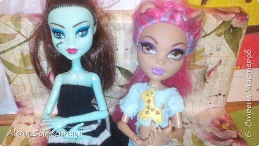 Всем привет! Сегодня я хочу показать вам моих новых кукол и наряд который я им сшила.  фото 1