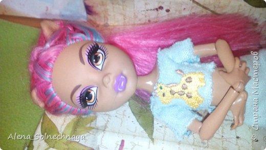Всем привет! Сегодня я хочу показать вам моих новых кукол и наряд который я им сшила.  фото 4