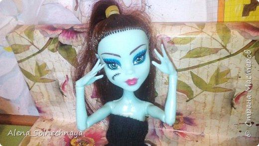 Всем привет! Сегодня я хочу показать вам моих новых кукол и наряд который я им сшила.  фото 3