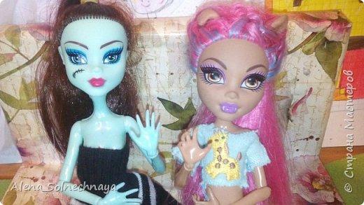 Всем привет! Сегодня я хочу показать вам моих новых кукол и наряд который я им сшила.  фото 6