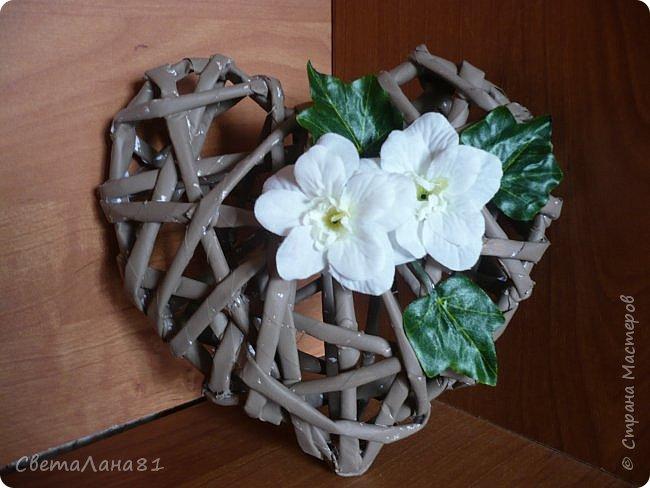 Плетеная романтика №1 фото 3