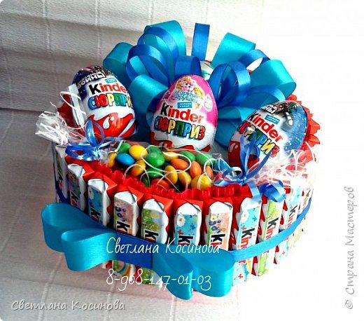 Торты из шоколада. фото 3
