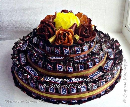 Торты из шоколада. фото 5