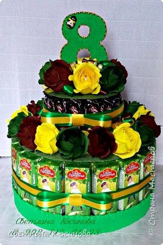 Торты из шоколада. фото 7