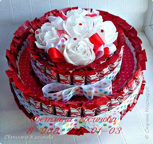 Торты из шоколада. фото 6