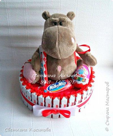 Торты из шоколада. фото 9