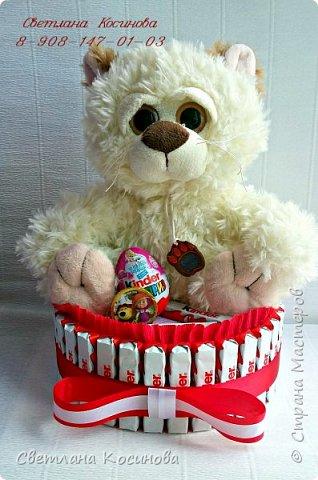 Торты из шоколада. фото 8