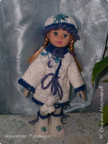 Нарядила куклу для племянницы фото 6