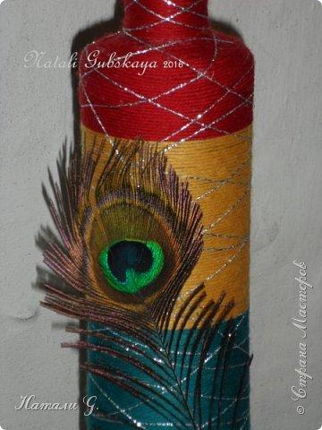 """Бутылка """"Перо жар-птицы"""" фото 2"""