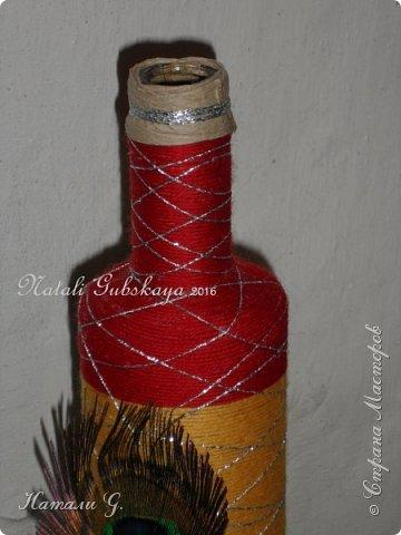 """Бутылка """"Перо жар-птицы"""" фото 3"""