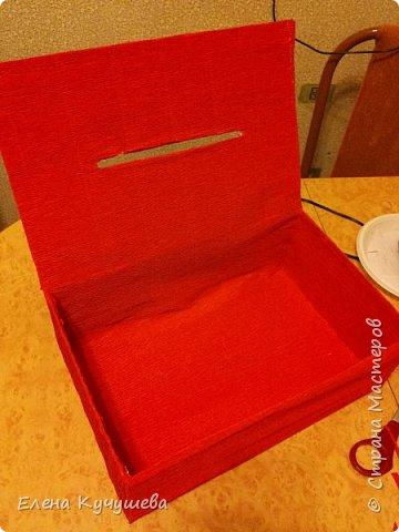 Изготовление сундучка для денег.  фото 18