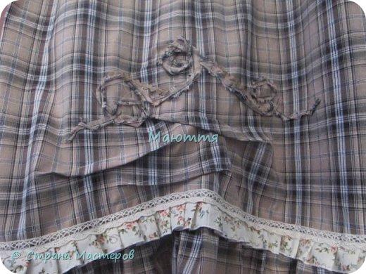 """Не могу удержаться, чтоб не сшить доче новый наряд в стиле бохо. Мне кажется, что она создана именно для этого стиля. Никакие джинсы, шорты и проч. нам не подходят так, как эти удлиненные платья, сарафаны и """"странные"""" жакетики. Комплект из платья с длинным рукавом и жакета. фото 13"""
