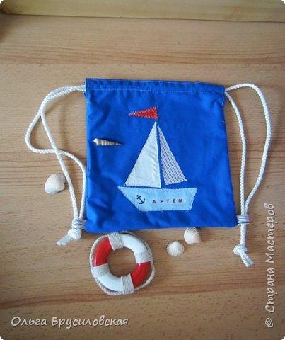 Привет всем в СМ! Наступило лето и морской стиль, конечно, в тему... Вот они мои морячки. Куколки-малышки, 20см, такие же, как здесь  http://stranamasterov.ru/node/1026803 и здесь http://stranamasterov.ru/node/1020272 фото 5