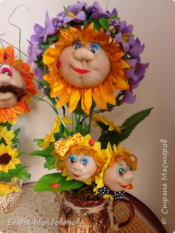 Семейка подсолнухов фото 8