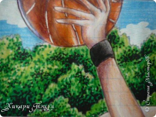 """Да-да, это Куроко Тэцуя из аниме """"Баскетбол Куроко"""". Самый-самый из Поколения Чудес... фото 4"""