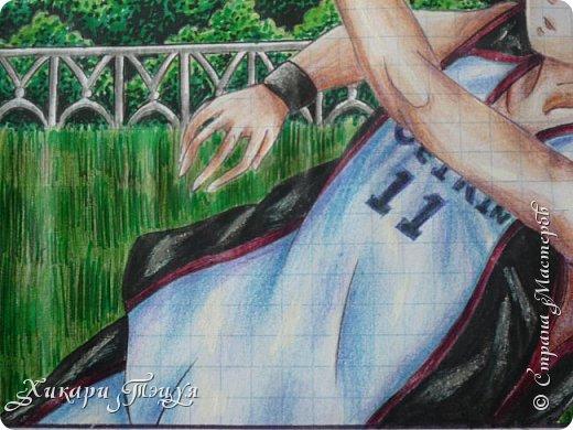 """Да-да, это Куроко Тэцуя из аниме """"Баскетбол Куроко"""". Самый-самый из Поколения Чудес... фото 5"""