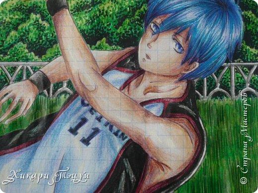 """Да-да, это Куроко Тэцуя из аниме """"Баскетбол Куроко"""". Самый-самый из Поколения Чудес... фото 6"""