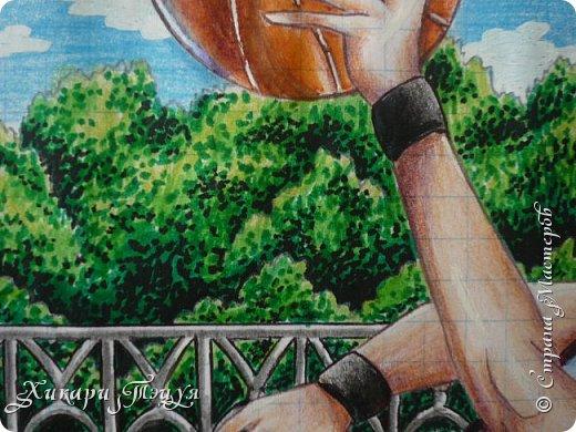 """Да-да, это Куроко Тэцуя из аниме """"Баскетбол Куроко"""". Самый-самый из Поколения Чудес... фото 9"""