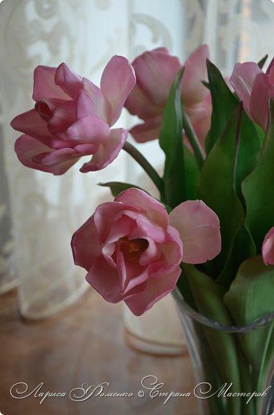 Букет пионовидных тюльпанов. фото 6
