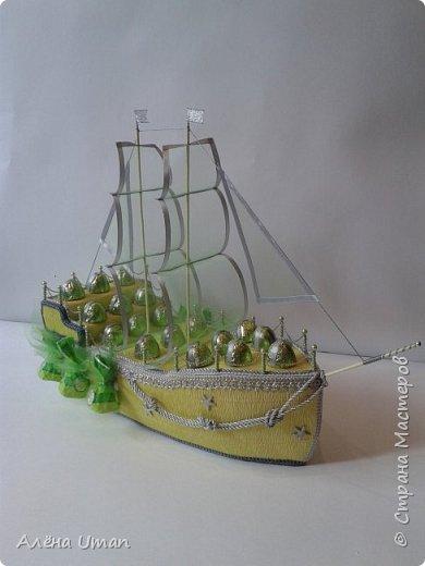Очень захотелось мне корабль построить,и нашелся повод,день рождение друга! фото 3