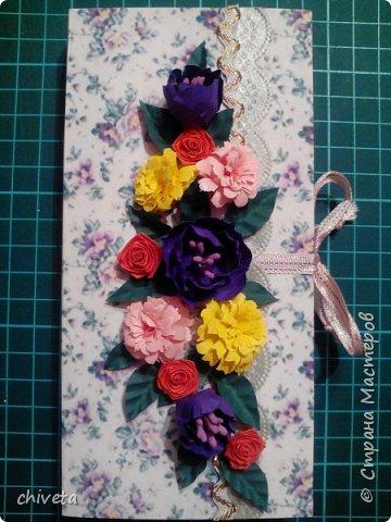 Еще конвертики и открытки. фото 8
