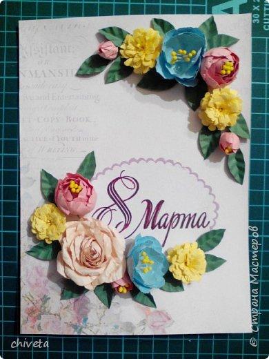 Еще конвертики и открытки. фото 10