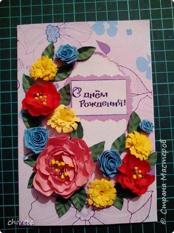Еще конвертики и открытки. фото 5