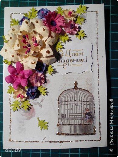 Еще конвертики и открытки. фото 13