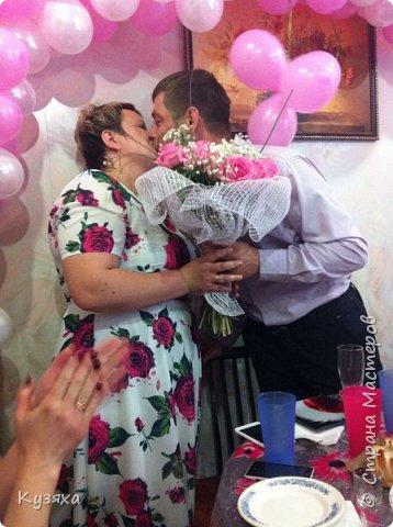 3 июня мы праздновали юбилей нашей семьи -10 годовщину свадьбы. Готовились с мужем основательно. фото 7