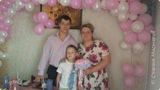 3 июня мы праздновали юбилей нашей семьи -10 годовщину свадьбы. Готовились с мужем основательно. фото 15