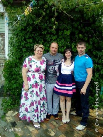3 июня мы праздновали юбилей нашей семьи -10 годовщину свадьбы. Готовились с мужем основательно. фото 9