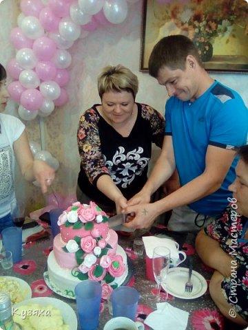 3 июня мы праздновали юбилей нашей семьи -10 годовщину свадьбы. Готовились с мужем основательно. фото 11