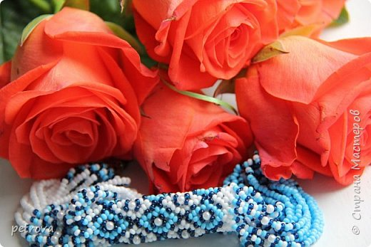 Дорогие мастерицы - друзья Страны Мастеров - с праздником - с Международным днем друзей!!! Вот такой замечательный праздник!!! А еще лучше, когда свой день рождения можно отметить с друзьями в древнем, замечательном городе - Чернигов! И получать море позитива - цветы, подарки и подарочки, новые впечатления.  Вот эти цветы от семьи Сластион - нашей мастерицы -  Isla, какие они нежные, вкуснопахнущие и долгостоящие!!! фото 1