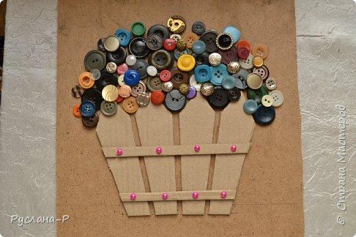 """Вдохновила меня работа мастерицы Селена 28 http://stranamasterov.ru/user/389376. Целый год пустовала одна стена, пока не попалась  мне на глаза  ключница """"Палисадник"""". фото 2"""