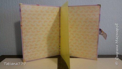 Добрый день! Сегодня хочу показать вам детские наборчики! Писать не буду, просто посмотрите)  Папочка для первых документов, альбомчик и сокровищница)   фото 4