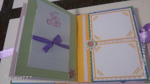 Добрый день! Сегодня хочу показать вам детские наборчики! Писать не буду, просто посмотрите)  Папочка для первых документов, альбомчик и сокровищница)   фото 10