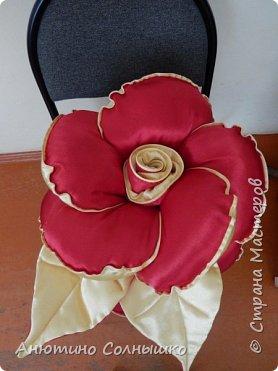 """Добрый вечер!!! Подушки """"розы"""" на любой цвет и вкус. фото 3"""