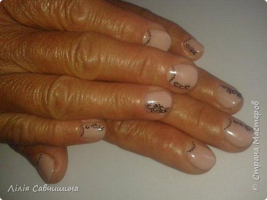Мій перший досвід нарощування нігтів акрилом фото 31
