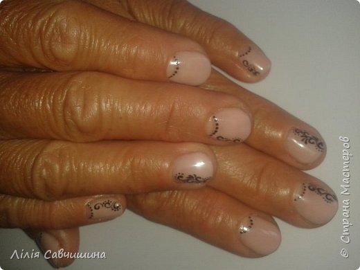 Мій перший досвід нарощування нігтів акрилом фото 32